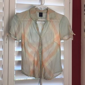 GAP size S top used